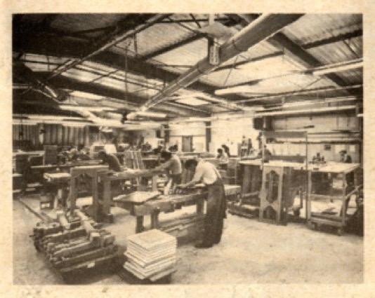 La Manufacture 1924 Ancien atelier