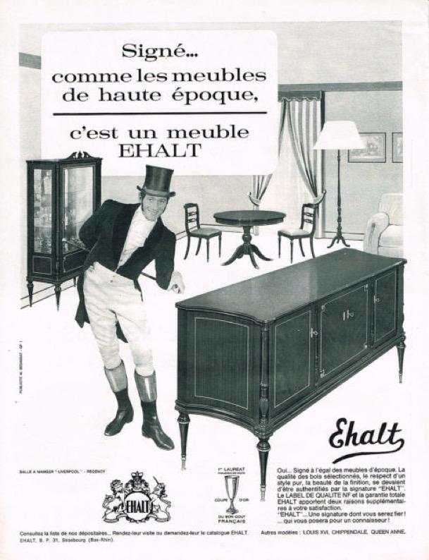 La Manufacture 1924 Publicité