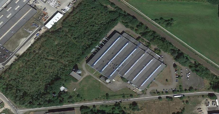 La Manufacture 1924 Site de production