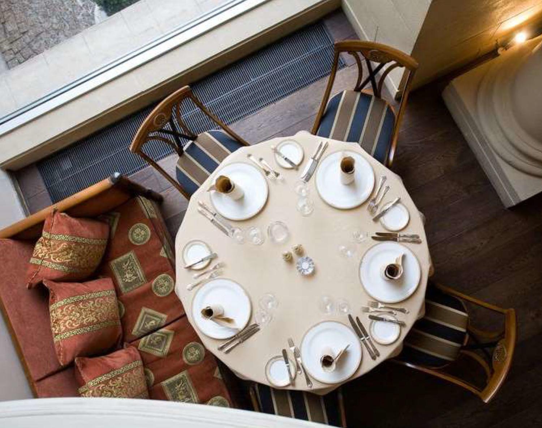 Restaurant, Russie - Agencement sur mesure - LA MANUFACTURE 1924 -